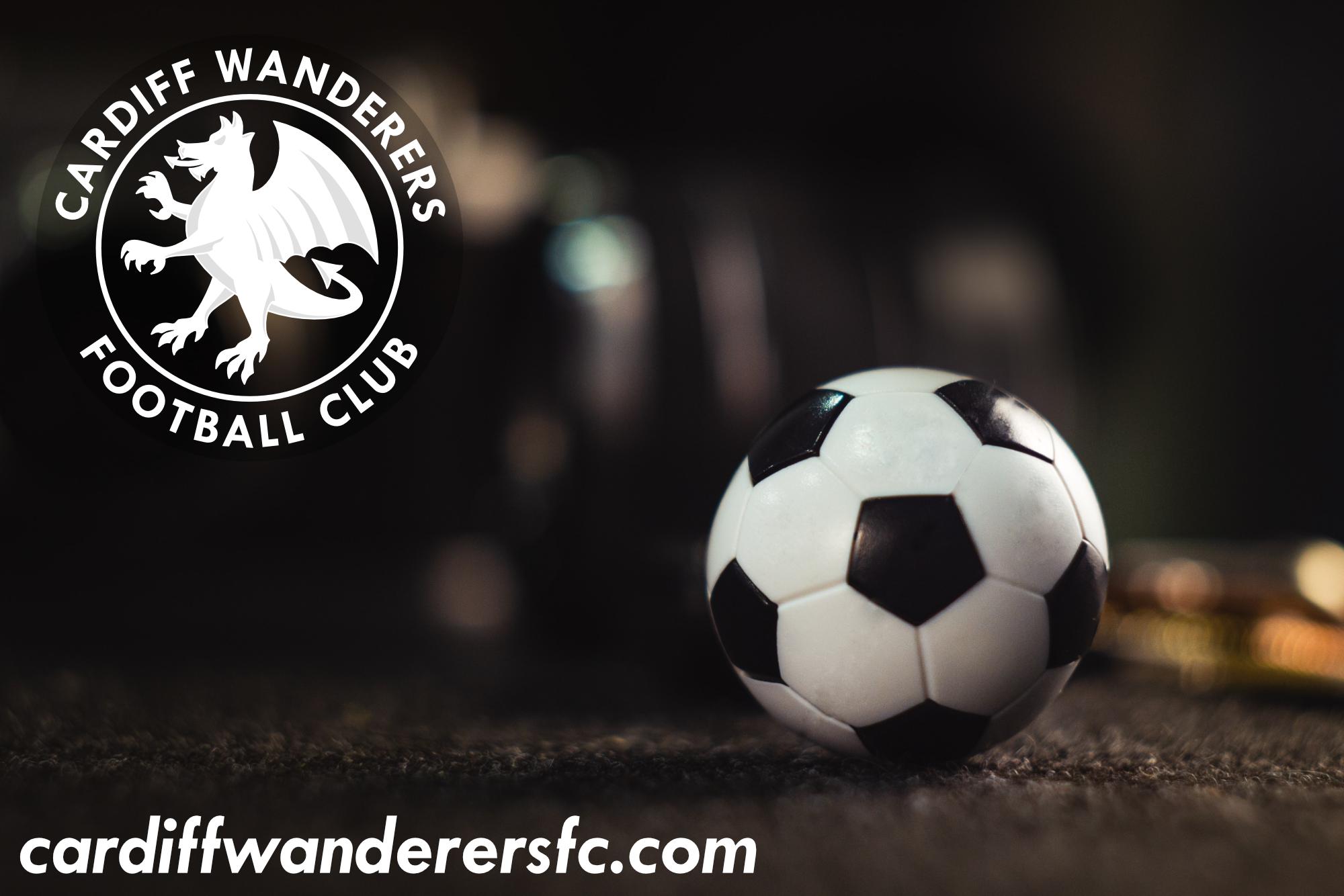 Cardiff Wanderers Football Club banner